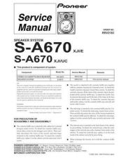 Buy Pioneer R2183 Manual by download Mauritron #227895
