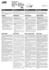 Buy JVC lvt0959-001a Service Manual by download Mauritron #273536
