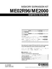 Buy JVC MD8-ADJUSTMENT SM E Service Manual by download Mauritron #251832