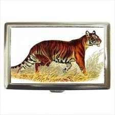 Buy Tiger Cigarette Money Credit Business Card Case Wallet