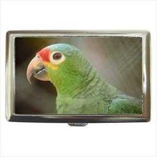Buy Conure Parrot Cigarette Money Credit Business Card Case Wallet
