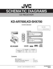 Buy JVC KD-AR7000 Service Manual. On by download Mauritron #271181