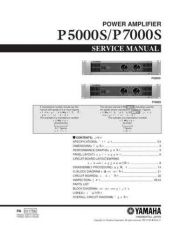 Buy Yamaha P250 CB2 Manual by download Mauritron #258426