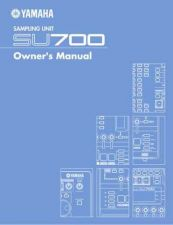 Buy Yamaha SU700E1 Operating Guide by download Mauritron #249984