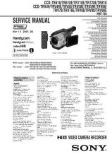Buy Sony CCD-TR618TR618ETR718ETR728ETR818 CCD-TRV49TRV49ETRV58TRV58ETRV59ETRV68 TRV7