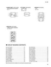 Buy JVC EL7 PCB3 E Service Manual by download Mauritron #250795