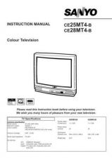 Buy Fisher CE25MT4-B Service Manual by download Mauritron #214522