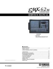 Buy JVC EMX62M F Service Manual by download Mauritron #251040