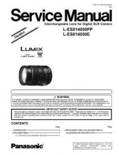 Buy Panasonic DSD0804504SE Service Manual by download Mauritron #267141