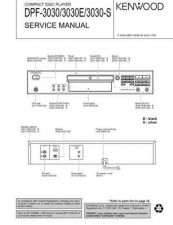 Buy KENWOOD DPF-3030 Technical Information by download #118578