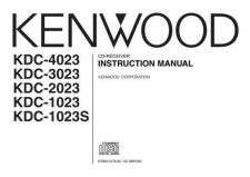 Buy Kenwood KDC-1023S by download Mauritron #221452