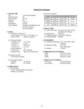 Buy FB795NoUSB 1 Service Information by download #111742