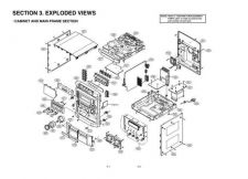 Buy Exploded View Service Information by download #111247