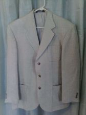 Buy Men's Khacki Haggar Clothing Company Blazer Size 40