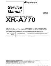 Buy PIONEER R2049 Service I by download #106379