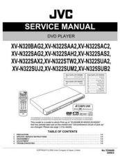 Buy JVC XV-N322SAG2 by download Mauritron #273764