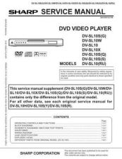 Buy Sharp DVSL10X DVD by download Mauritron #230793