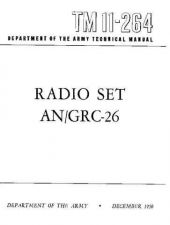 Buy MILITARY SURPLUS TM 11-264 Technical Information by download #115475