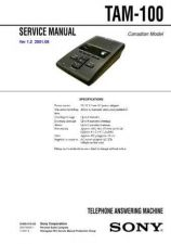 Buy Sony ta-s7 Service Manual. by download Mauritron #245327