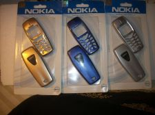 Buy NIB Nokia Cell Phone 3510 Fascia Housing Xpress-on Cover/Case