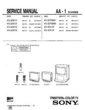 Buy Sony KV-32S16 Manual by download Mauritron #229565