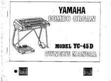 Buy Yamaha Yamaha YC-7B USER Service Manual by download Mauritron #259942