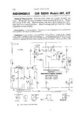 Buy RADIOMOBILE 62T Service Sheets S by download #106549