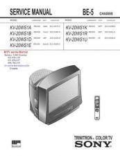 Buy SONY KV20WS1A KV20WS1B KV20WS1D KV20WS1E KV20WS1K KV20WS1R K Technical Info by