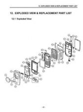 Buy exploded viewW Service Information by download #111261