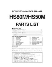 Buy JVC HS8 PCB3 J Service Manual by download Mauritron #251456
