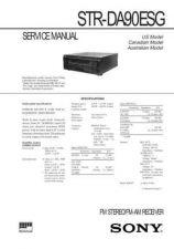 Buy Sony STR-DE315 Service Manual. by download Mauritron #245083