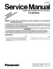 Buy Panasonic NN-H624BFR Service Manual by download Mauritron #268074
