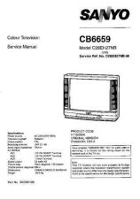 Buy Fisher CB6659 SM-Only Service Manual by download Mauritron #214223