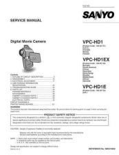 Buy Fisher. Service Manual For VPC-HD1E by download Mauritron #217690
