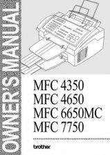 Buy BROTHER mfc6550mc-sm- by download #100819