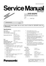 Buy Panasonic ad9004080c1_3 Service Manual with Schematics by download Mauritron #266316