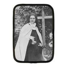 Buy St Therese Of Lisieux Patron Saint Neoprene 10 Inch Netbook Case