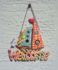 Buy Nautical welcome Sign