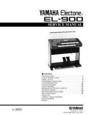 Buy Yamaha E5-E5AR SM1 E Manual by download Mauritron #256447
