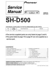 Buy Pioneer A3020 Service Manual by download Mauritron #234365