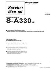Buy Pioneer R2058 Service Manual by download Mauritron #235239