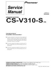 Buy Pioneer R2056 Service Manual by download Mauritron #235237