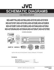 Buy JVC KD-G725UT Service Manual. On by download Mauritron #271406