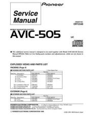 Buy Pioneer C2349 Manual by download Mauritron #227224