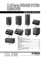 Buy JVC SPEAKER_SM(C) Service Manual by download Mauritron #255372