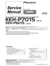 Buy Pioneer C2600 Manual by download Mauritron #227356