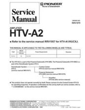 Buy Pioneer R1979 Manual by download Mauritron #227765