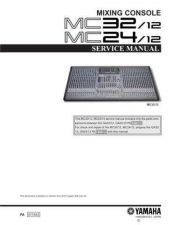 Buy JVC MC32IN1 Service Manual by download Mauritron #251794