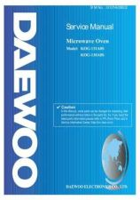 Buy Daewoo G131A9A111(r) Manual by download Mauritron #226083