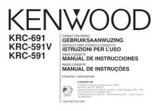 Buy Kenwood KRC-591V Operating Guide by download Mauritron #219353